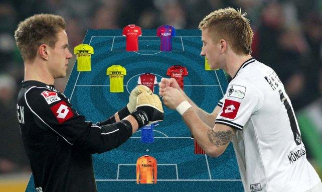 So könnte Borussia Mönchengladbach spielen