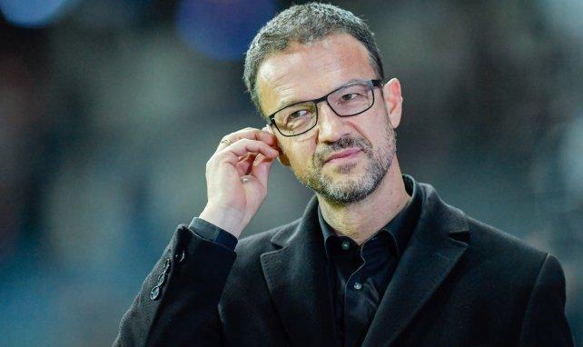 Frankfurts Sportvorstand Fredi Bobic muss künftig kreative Transferlösungen finden