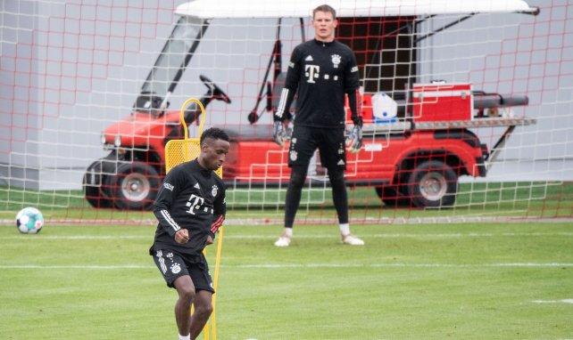 FC Bayern: Sarr vor Bundesliga-Debüt
