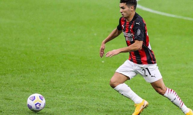 Medien: Milan will Díaz festverpflichten