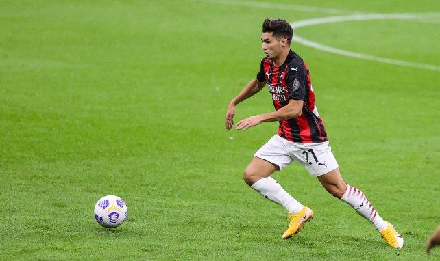 Mailand will Leihspieler Díaz halten