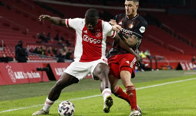 RB: Ajax ohne Chance bei Brobbey