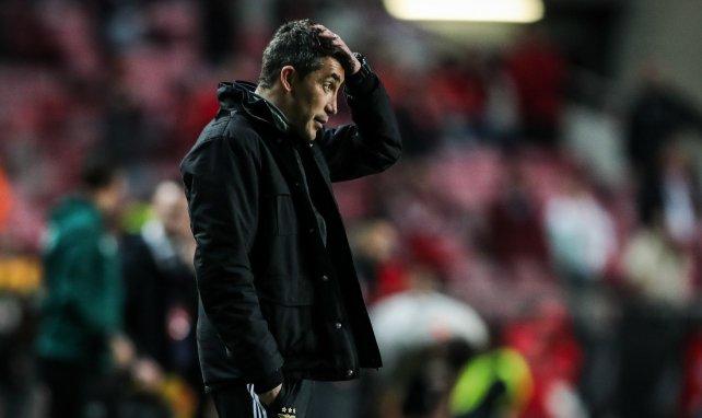Benfica trennt sich von Trainer Lage