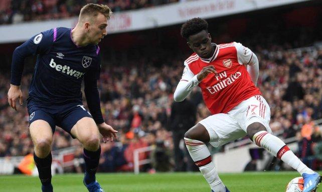 Neuer Arsenal-Vertrag für Saka