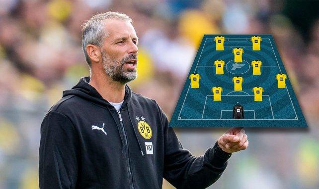 Zehn Ausfälle: Wie sieht Dortmunds Not-Elf aus?