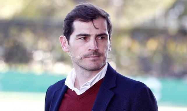 Iker Casillas spielte zuletzt für Porto
