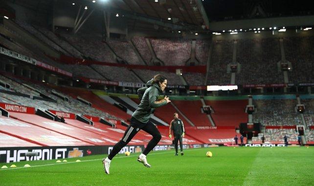 United: 35-Millionen-Stürmer für Cavani?