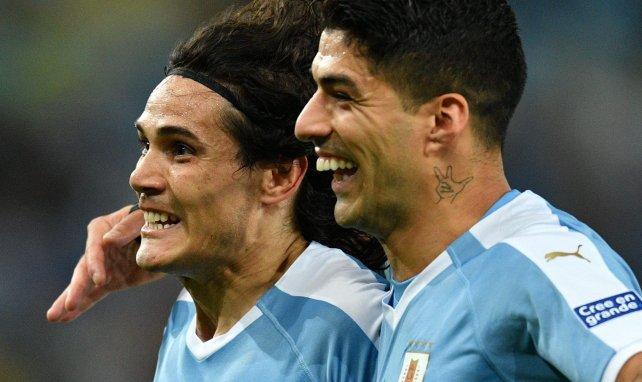 Nach Suárez: Kommt noch Cavani?