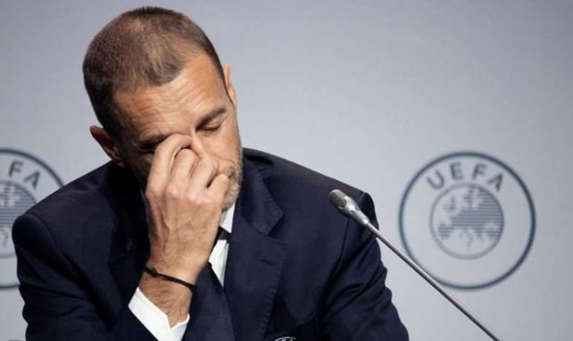 """Saisonende: UEFA hat """"Plan A, B und C"""""""