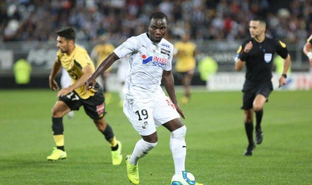 Chadrac Akolo beim FC Amiens