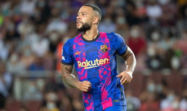 Barça: Keine Option für Depay
