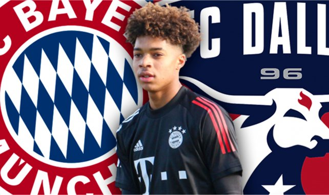 Bayern-Perspektivspieler Che auf Richards' Spuren