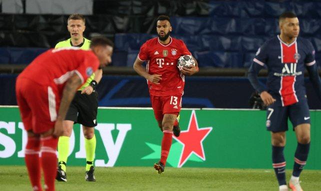 FC Bayern: Längerer Vertrag für Choupo-Moting?