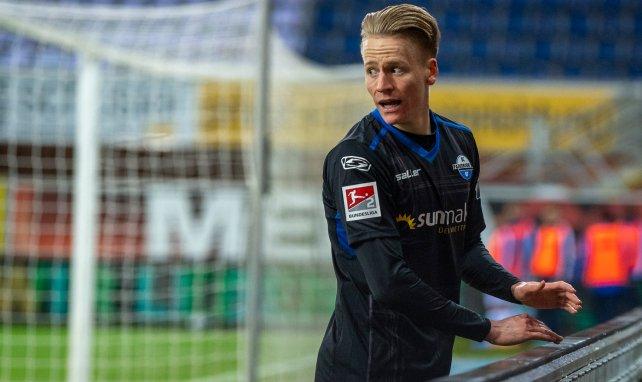 VfB: Führich zurück im Training