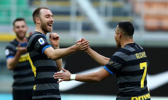 Inter Mailand: Eriksen ist endlich angekommen