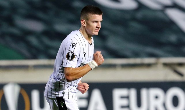M'gladbach: 12 Millionen für PAOK-Juwel Tzolis?