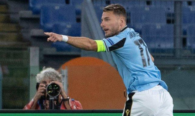 Ciro Immobile erzielte ein Tor gegen seinen Ex-Klub