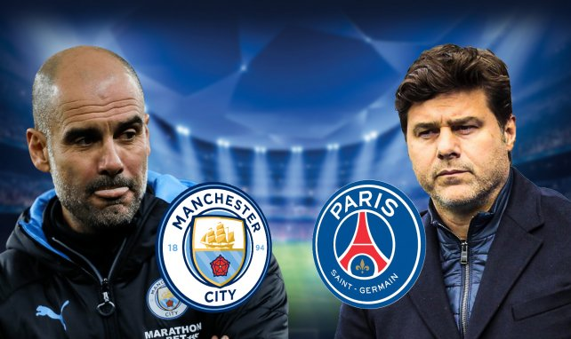 Manchester City empfängt Paris St. Germain
