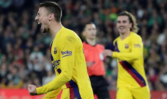 Verlängerung: Barça verhandelt mit Lenglet