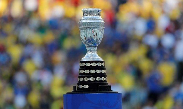 Die Trophäe der Copa America