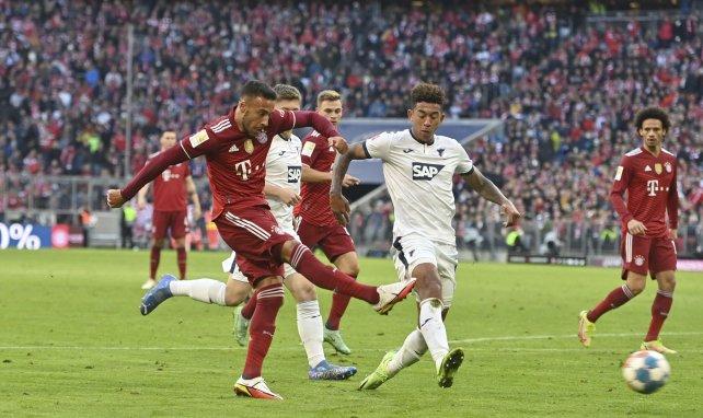 """""""Internationale Auktion"""": Bayern bei Tolisso nur Zuschauer"""