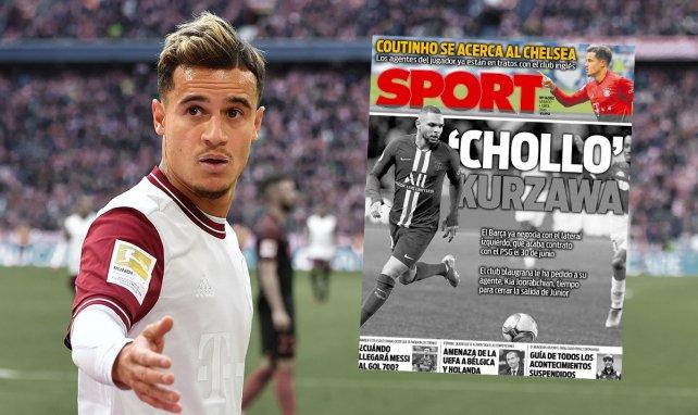 Coutinho: Spur zu Chelsea wird heißer