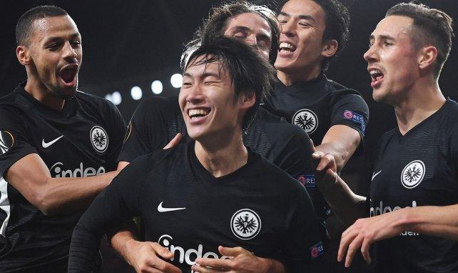 Eintracht deutet Kamada-Verlängerung an