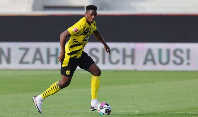 BVB: Rückkehrer Zagadou ohne Angst vor Konkurrenz