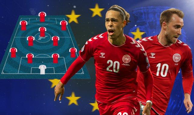 Dänemark vor EM-Start: Mit starker Defensive ganz weit?