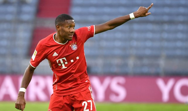 Zweifacher Champions League-Sieger: David Alaba