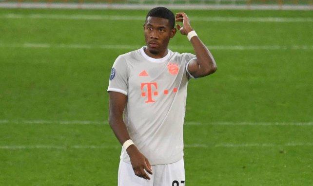 David Alabas Vertrag in München läuft aus