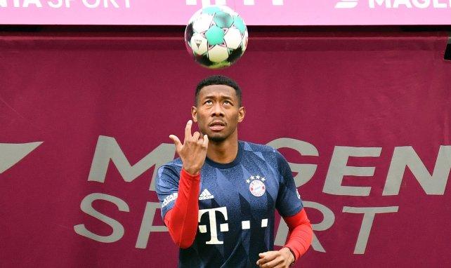 Alaba erläutert Bayern-Abschied