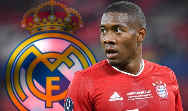 David Alaba wechselt zu Real Madrid