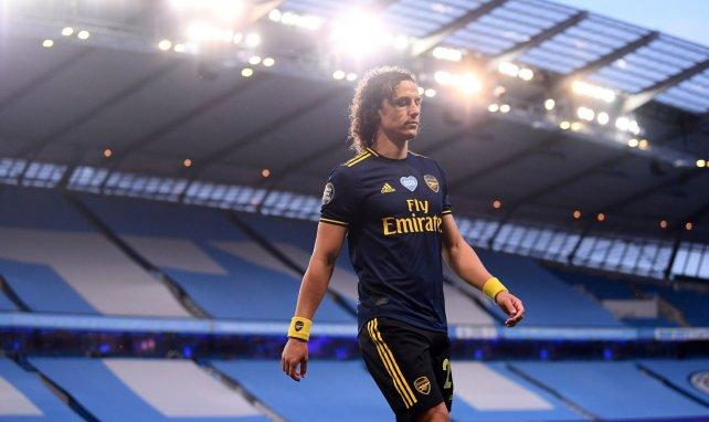 Arsenal: Luiz teilt Abschied mit