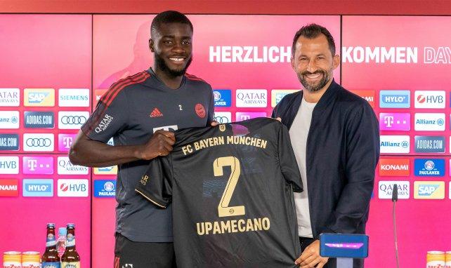 Upamecano spricht über seinen Bayern-Transfer