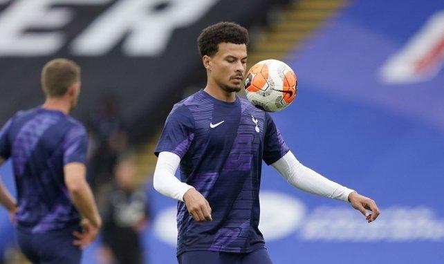 Dele Alli steht bei Tottenham noch bis 2024 unter Vertrag