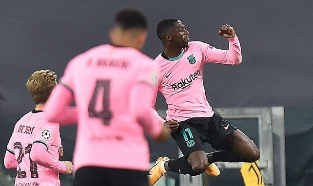Barça: Neuer Vertrag für Dembélé?