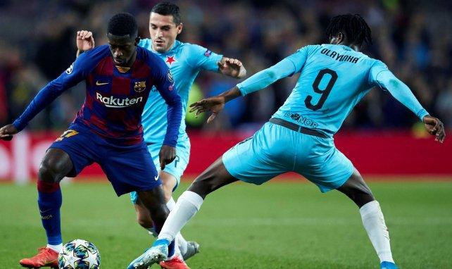 Barça: Dembélé doch zu haben?