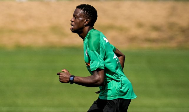 Denis Zakaria im Gladbach-Training