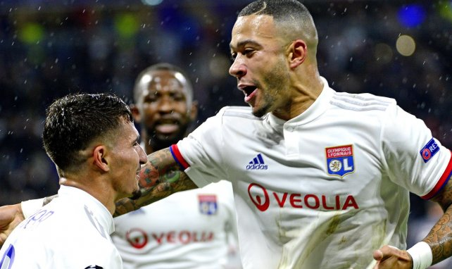 """Lyon-Boss blamiert Barça: """"Kein Geld für Depay"""""""