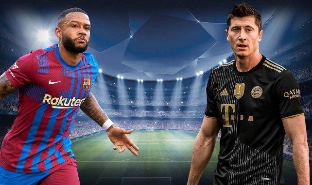 Barça - Bayern: So könnten sie spielen
