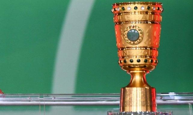DFB-Pokalfinale: Die Aufstellungen