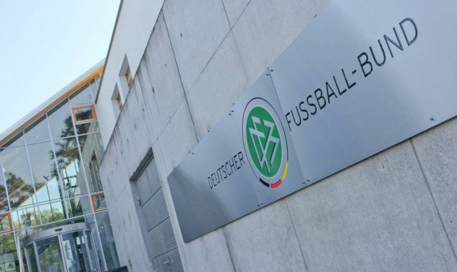 Die DFB-Zentrale in Frankfurt