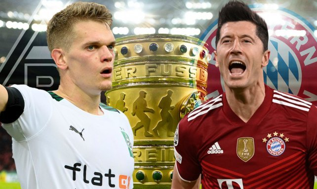 Borussia M'gladbach - FC Bayern: So könnten sie spielen