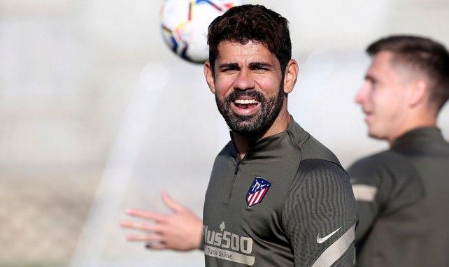 Costa vor Unterschrift in der Türkei