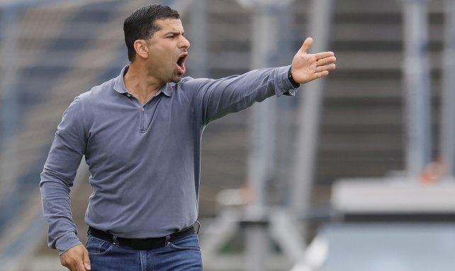 Dimitrios Grammozis coachte zuletzt in Darmstadt
