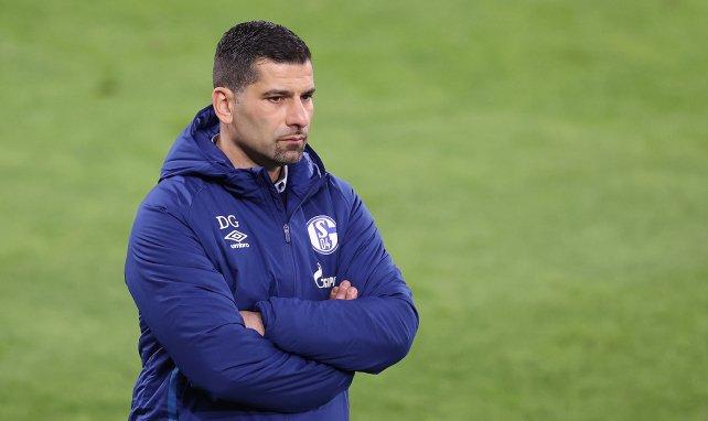 Dimitrios Grammozis ist der fünfte Schalke-Trainer der Saison
