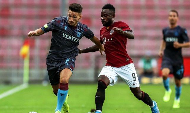 Donis Avdijaj während seiner Zeit bei Trabzonspor