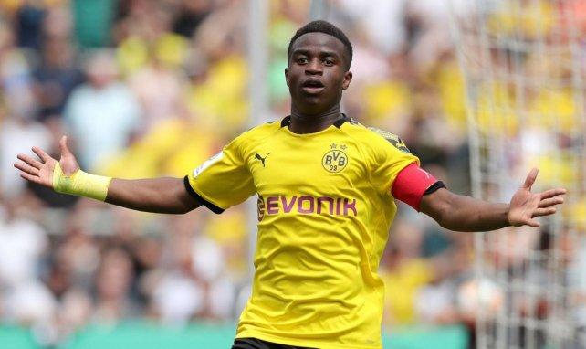 BVB: Moukokos Bundesliga-Debüt in Sicht?