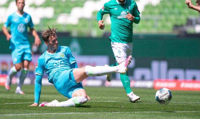 Wout Weghorst ist der beste Torjäger des VfL Wolfsburg